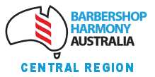 Barbershop Harmony Australia - Central Region